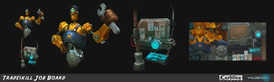 Image article Polycount sur les graphismes - WildStar max job boards e1370299105539