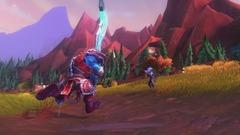 Nouvelles images du guerrier dans WildStar