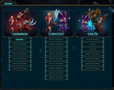 Présentation de Wildstar et nouvelle section sur le site officiel