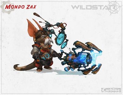 Mondo Zax et Victor Lazarin