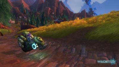 Hover Bike - Aurin biker05