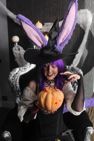 Halloween ou la Veillée Vespérale