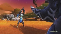 Guerrier de WildStar - Warrior classdrop 01