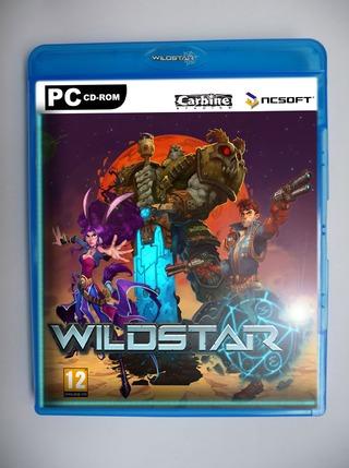 Lancement officiel version boîte de WildStar