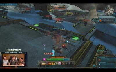WildStar Livestream N°1 : Le guerrier