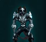 Armures du guerrier draken (Dominion)