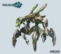 Robot commander (eldan)