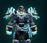 Armures du guerrier granok (Exil)