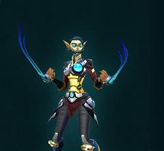 Costumes Stalker - mordesh (Exile)