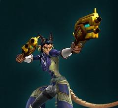 Armure de l'arcanero - draken (Dominion)