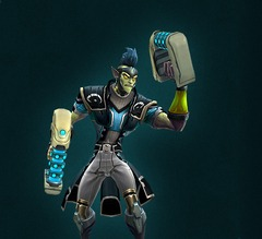 Costumes Medic - Mordesh (Exile)