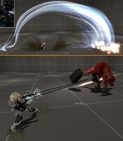 Le studio DevCAT présente la seconde arme de Vella : la lame double