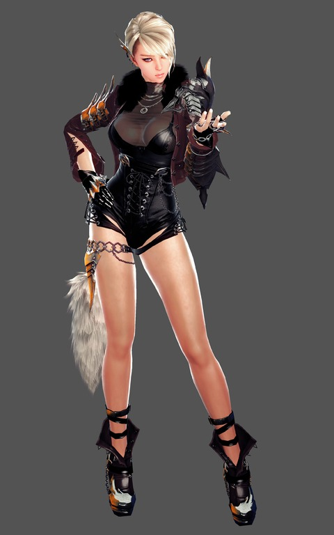 Vindictus - Arisha s'élance dans Vindictus Europe