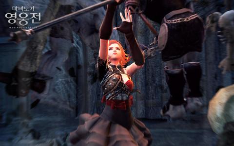 Vindictus - GamesCom 2010 : Vindictus s'annonce en Europe