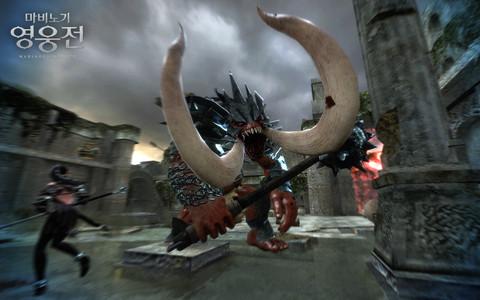 Vindictus - Le patch « Aidan » de Mabinogi Heroes