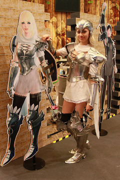 Mabinogi Heroes annoncé en Chine lors du ChinaJoy 2010