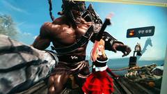 Le géant Karok s'annonce dans Mabinogi Heroes