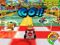 Chibi Kart (Kart n Crazy) à nouveau sur la ligne de départ