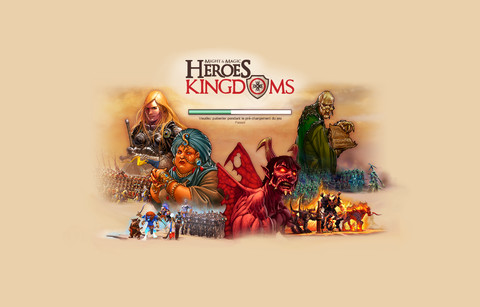 Might and Magic Heroes Kingdoms - Date de sortie pour une « première saison »