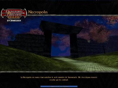 Necropolis/La Nécropole