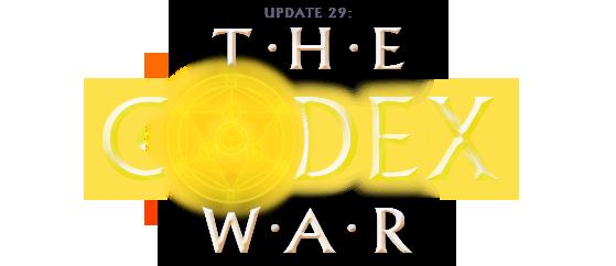 La mise à jour 29: Codex War est disponible pour Dungeons & Dragons Online