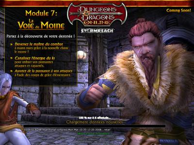 Module 7.0: La Voie du Moine