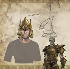 Armure de Bronze