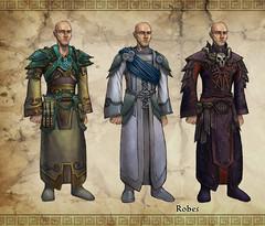 Robes de Magicien