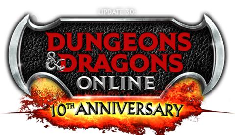Dungeons and Dragons Online Unlimited - Dungeons & Dragons Online fête ses 10 ans avec soldes et nouveaux contenus