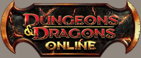 Logo de Dungeons & Dragons Online