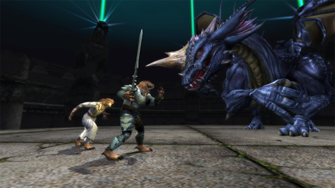 Dungeons and Dragons Online Unlimited - Une nouvelle race dans Dungeons and Dragons Online