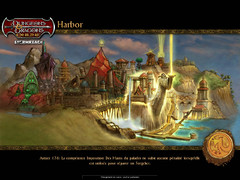 Les Quais de Stormreach/The Harbor
