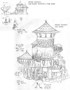 Précédent design de la Maison Jorasco