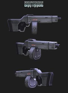 Masthead Studios dévoile de nouvelles armes pour son MMO EarthRise