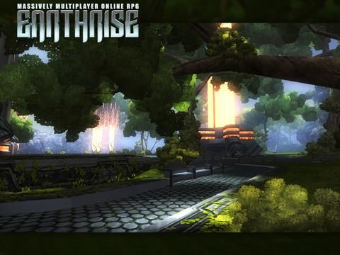 Earthrise - Bienvenue dans l'Arboretum