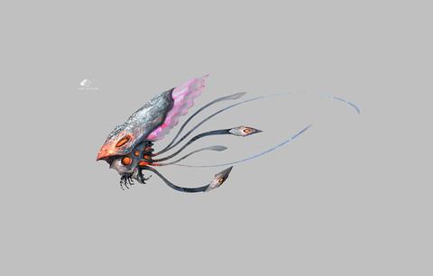 Earthrise - Trois nouvelles créatures de Nathura