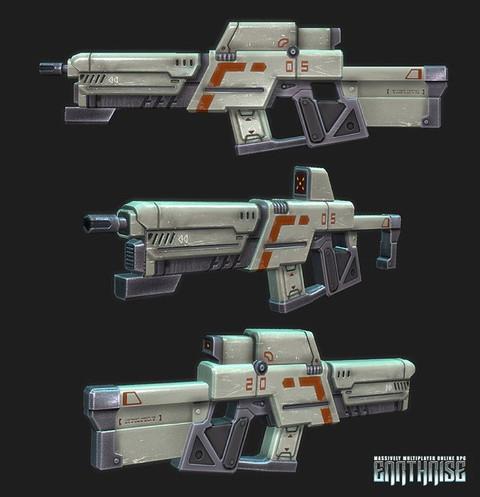 Earthrise - Le choix des armes (de mêlée)