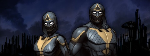 Champions Online - Nouveau costumes : Nighthawk
