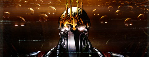 Les destroïdes envahissent Millennium City