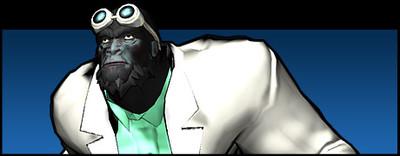 Dr Silverback