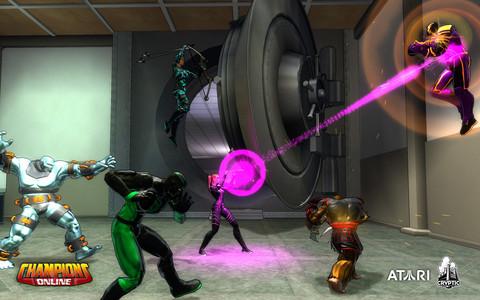 Champions Online - Une version XBox 360 pour le troisième trimestre 2009 est « optimiste »