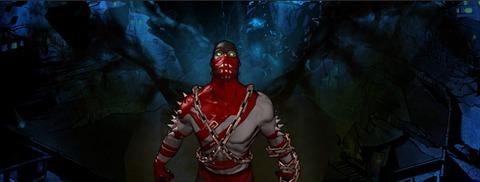Champions Online - Nouveau pouvoir de voyage - Shadow Wings