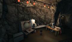 Hideout : Cave