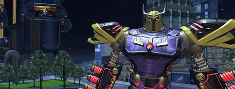 Champions Online - L'Invasion des Mega-Destroïdes commence Jeudi