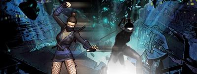 Nouveaux pouvoir de voyage - Ninja Vanish