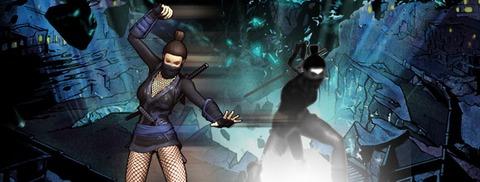 Champions Online - Nouveaux pouvoir de voyage - Ninja Vanish