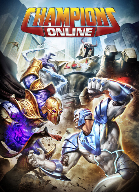 Champions Online - Lancement européen de Champions Online