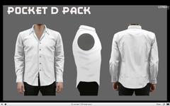 La chemise du pack Pocket D