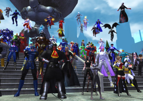 City of Heroes - Vers une résurrection (partielle) de la licence City of Heroes ?