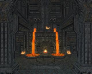 Le Coeur du Feu : les grandes forges de Khazad-Dhûm